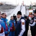 Протоиерей Николай Соколов, духовник олимпийцев