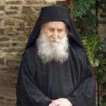 Иосиф, афонский старец, Ватопедский монастырь. 2001 год