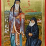 Паисий Святогорец, афонский старец. 1990-е годы