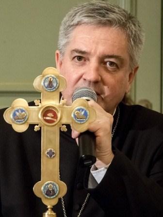 Епископ Байонны и Олорона Марк Айэ
