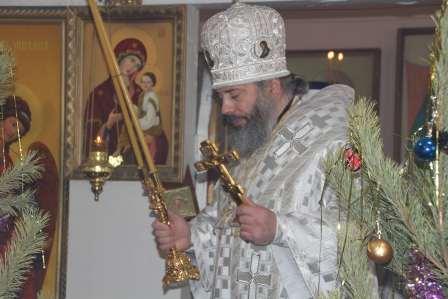 7 января православные отмечали Рождество Христово. Разделить радость вместе с прихожанами прихода Ксении Питерской пожелал епископ Калачёвский и Палласовский Иоанн.