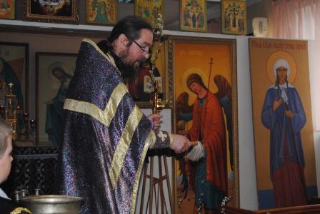 ПРИХОД ХРАМА СВЯТОЙ БЛАЖЕННОЙ КСЕНИИ ПЕТЕРБУРГСКОЙ